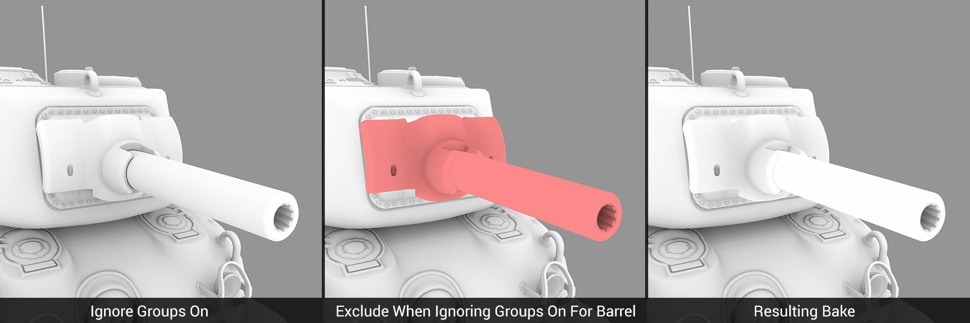 AO Exclude When Ignoring Groups